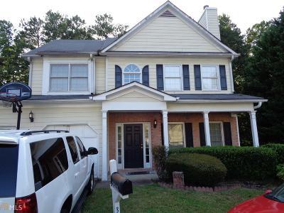 Dekalb County Single Family Home New: 3212 Scyler Place