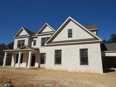 Gwinnett County Single Family Home New: 3975 Old Friendship Road #2