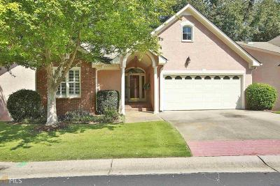 Peachtree City Single Family Home New: 122 Masters Dr N