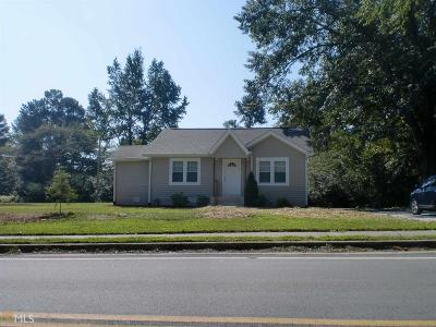 Lawrenceville Single Family Home New: 845 Camp Perrin Rd