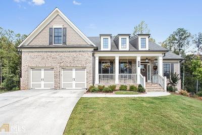 Alpharetta Single Family Home New: 565 Barkley Hl