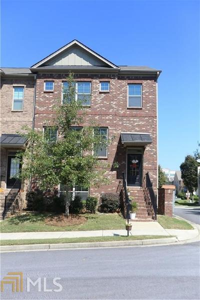 Alpharetta Condo/Townhouse New: 400 Jardin Ct