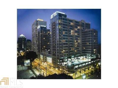 Metropolis Condo/Townhouse For Sale: 923 Peachtree St #821