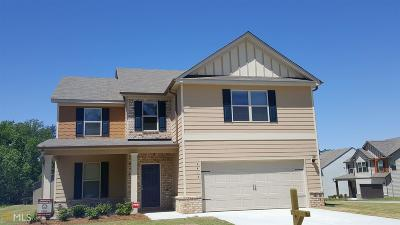 Fairburn Single Family Home New: 2451 Quincy Loop #23