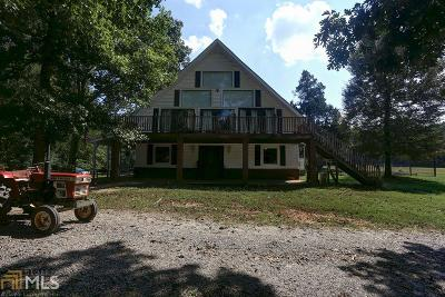 Newnan Single Family Home New: 487 Gibson Rd