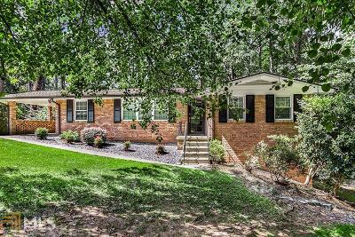 Dekalb County Single Family Home For Sale: 2309 Capehart Cir