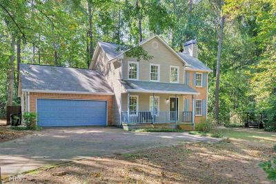 Fayette County Single Family Home For Sale: 135 Valley Brook Trl