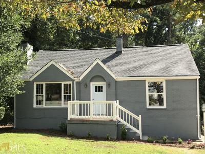 Dekalb County Single Family Home New: 2453 Mellville Ave