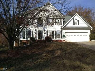 Conyers Single Family Home New: 1421 Picketts Ct