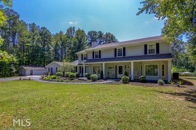 Senoia Single Family Home New: 400 Norton Rd