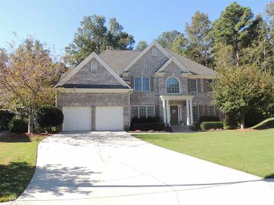 Lawrenceville Single Family Home For Sale: 1341 Crest Oak Way