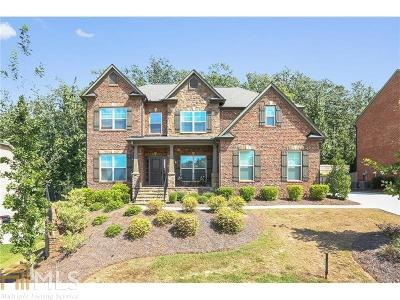 Gwinnett County Single Family Home New: 5851 Kendrix Ridge Dr