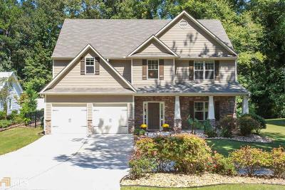 Cobb County Single Family Home New: 3227 Sewell Mill Rd
