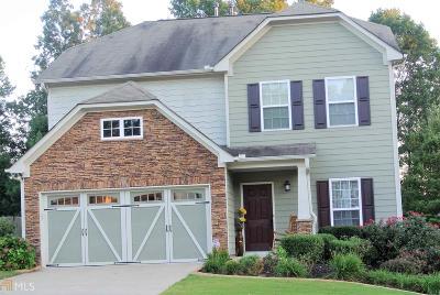 Canton Single Family Home New: 533 Crestmont Lane