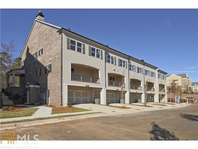 Alpharetta Condo/Townhouse New: 1962 Forte Lane #14