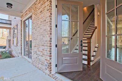 Alpharetta Condo/Townhouse New: 1970 Forte Lane #16