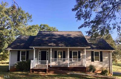 Henry County Single Family Home New: 165 Cleveland Rd
