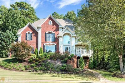 Cobb County Single Family Home New: 5737 Brookstone Drive