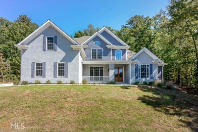 Gwinnett County Single Family Home New: 2730 Riverfront Dr