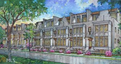 Decatur Condo/Townhouse New: 124 Northern Ave #2