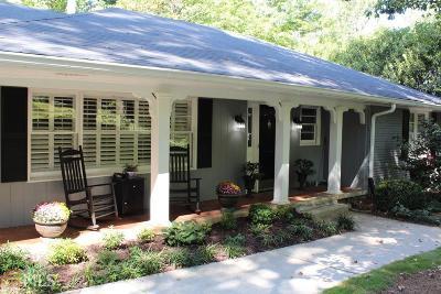Sandy Springs Single Family Home New: 6910 Castleton Dr