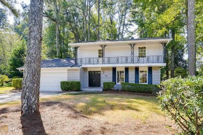 Tucker Single Family Home New: 4001 Foxglove Road
