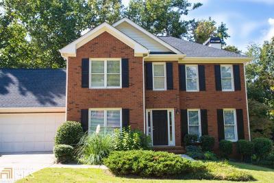 Buford Single Family Home New: 4402 Brickton Spur