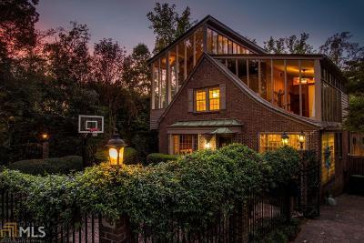 Virginia Highland Single Family Home For Sale: 768 Crestridge Dr