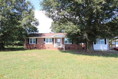 Elbert County, Franklin County, Hart County Single Family Home Under Contract: 686 Allen Farm Rd