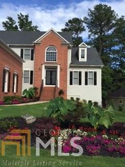 Stone Mountain Single Family Home For Sale: 590 Mountain Oaks Pkwy
