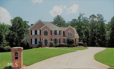Mcdonough Single Family Home New: 300 Bell Isle