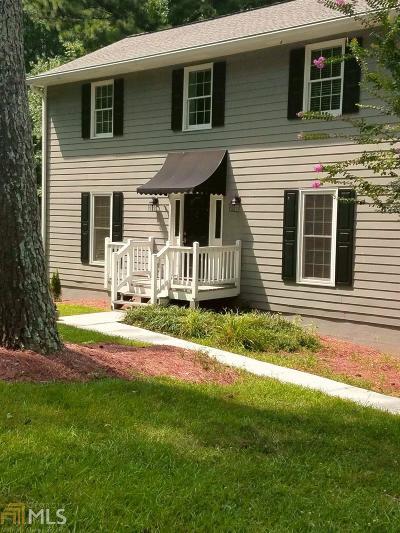 Alpharetta Single Family Home For Sale: 131 Wills Ln