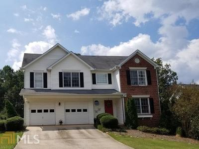 Suwanee Single Family Home New: 3970 Riversong Dr