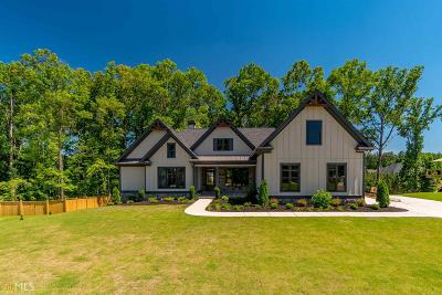 Powder Springs Single Family Home For Sale: 127 Catesby Rd