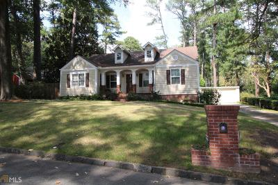 Peachtree Hills Single Family Home For Sale: 208 Kinsey Ct