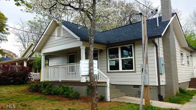 Dekalb County Single Family Home For Sale: 168 Campbell Rd