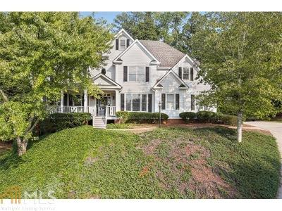 Alpharetta Single Family Home For Sale: 6729 Wessex Downs Dr