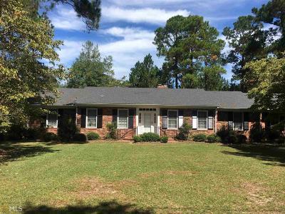 Statesboro Single Family Home For Sale: 109 Christie Ln