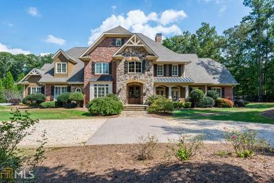 Kennesaw Single Family Home For Sale: 802 Old Mountain Rd