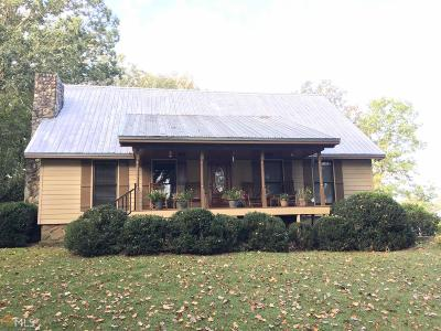 Hoschton Single Family Home For Sale: 3050 Highway 332