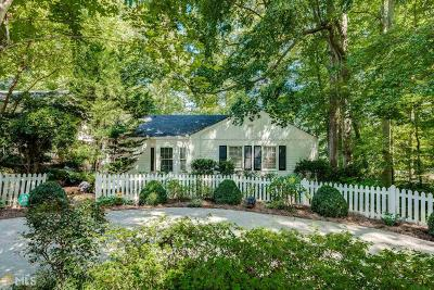 Collier Hills Single Family Home For Sale: 535 Overbrook