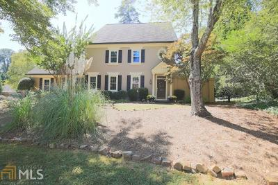 Johns Creek Single Family Home For Sale: 9260 Waits Ferry Xing