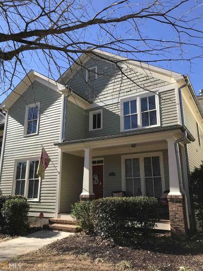 Covington Single Family Home For Sale: 5156 Pratt St
