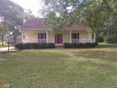 Elbert County, Franklin County, Hart County Single Family Home For Sale: 60 Adams Place Dr