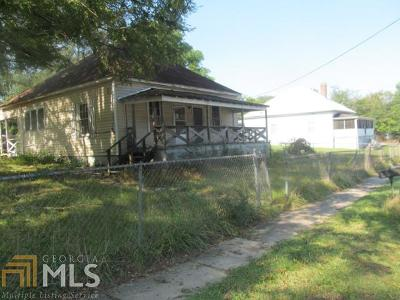 Conyers Single Family Home For Sale: 1847 New St