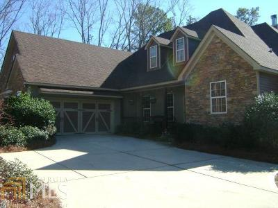 Griffin Single Family Home For Sale: 373 Blanton Mill Rd