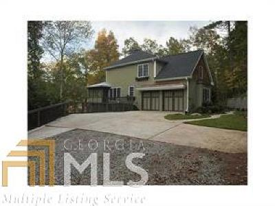 Dawsonville Single Family Home For Sale: 1755 Lawrence