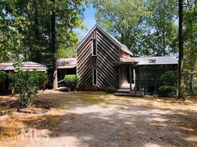 Greene County, Morgan County, Putnam County Single Family Home For Sale: 103 Shelton Ln #4