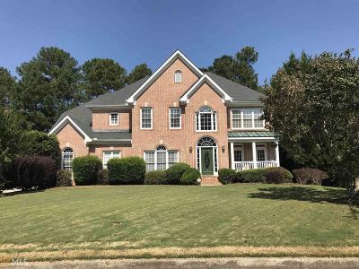 Lawrenceville Single Family Home For Sale: 250 Camden Creek