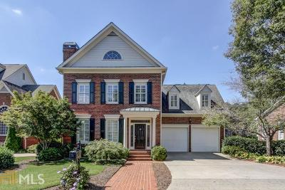 Single Family Home For Sale: 3545 Paces Ferry Cir